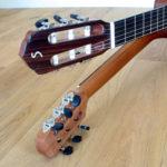Doppelhals-Wendegitarre Stahlsaiten - Klassik