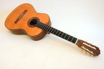 Gebrauchte Konzert klassische gitarre Mensur 62 STOLL Estudio