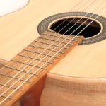 gitarre einheimische hoelzer Walnuss Erle Robinie Fichte klassische konzert Estudio stoll gitarrenbau