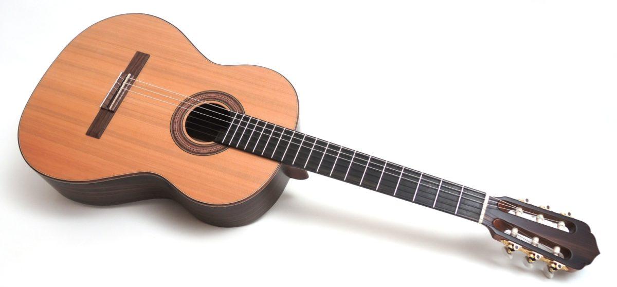 Klassische Konzertgitarre Zeder gitarrenbauer christian stoll