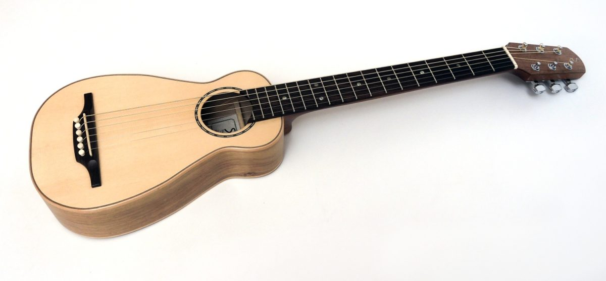 reisegitarre klein pocket travel gitarrenbauer christian stoll