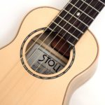 reisegitarre klein pocket travel rosette gitarrenbauer christian stoll
