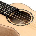 reisegitarre klein rosette pocket travel gitarrenbauer christian stoll