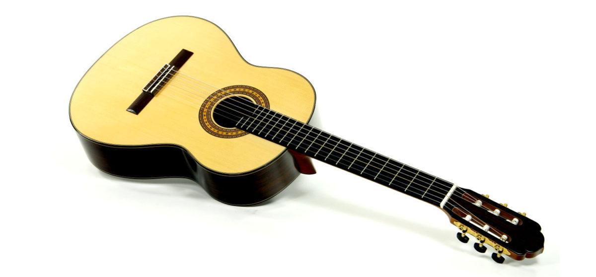 Klassische Konzertgitarre Meistergitarre Solistengitarre