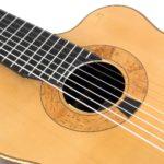 8 saitige konzert klassische klassik gitarre cutaway