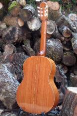 Konzertgitarre Köröskenyi 1978