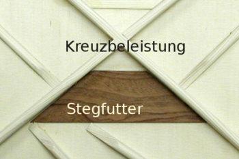 Kreuzbeleistung - x-bracing 12-saitige Gitarre