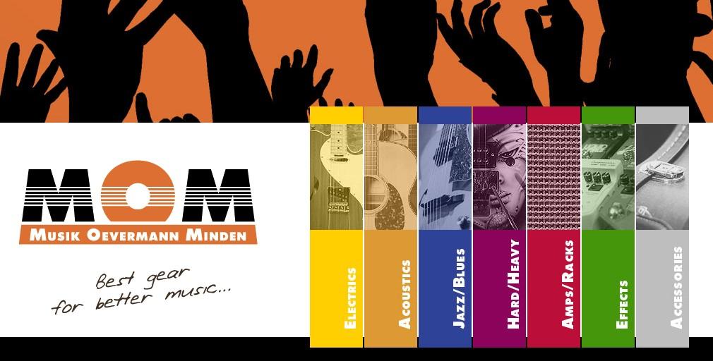 MOM Musik Oevermann Minden