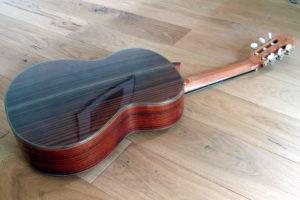 Gebrauchte Picado Kindergitarre Modell 16cB Mensur 58 cm - Boden