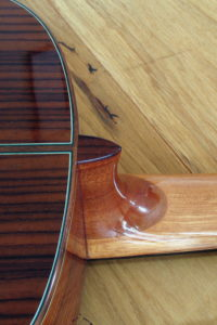 Gebrauchte Gebrauchte Picado Kindergitarre Modell 16cB Mensur 58 cm - Halsansatz