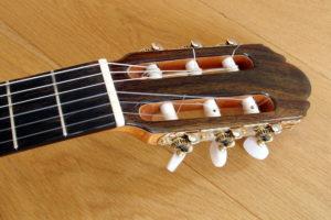 Gebrauchte Picado Kindergitarre Modell 16cB Mensur 58 cm - Kopf