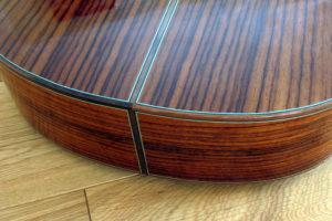 Gebrauchte Picado Kindergitarre Modell 16cB Mensur 58 cm - Randeinlagen
