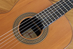 Gebrauchte Picado Kindergitarre Modell 16cB Mensur 58 cm - Rosette