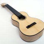 Ahorn professionelle solisten konzert ukulele gitarrenbauer fichtendecke