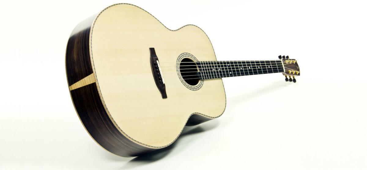stahlsaiten steel string gitarre jumbo Gitarrenbauer