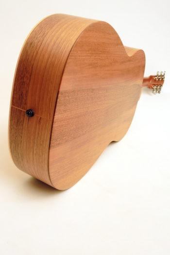 Stahlsaiten- Westerngitarre Walnuss Tonabnehmer L R Baggs Element Stoll PT 59