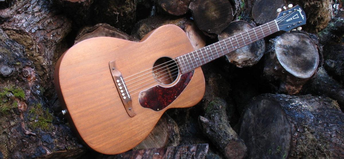 Stahlsaiten-Gitarre Fender Acoustic