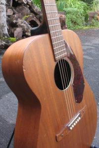 Stahlsaiten-Gitarre Fender Acoustic - Zarge