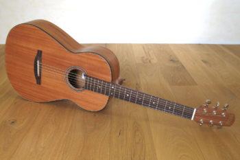 steelstring gitarre body decke mahagoni pt59 parlour
