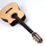 Gitarrenbauer Christian Stoll: Stahlsaiten-gitarre fingerstyle steelstring