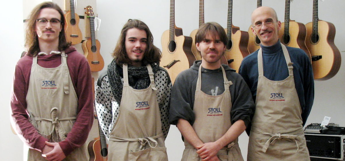 Gitarrenbauer Job Stoll Guitars