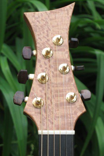 Gitarrenbau Christian Stoll: Ambition Custom Kopf