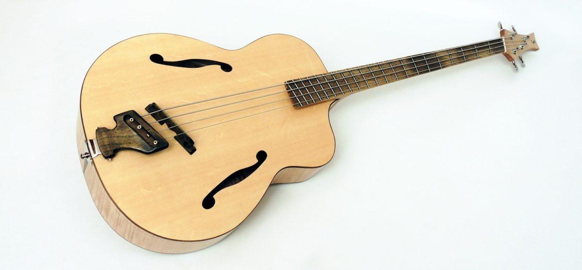 The Duke Archtop Akustikbass