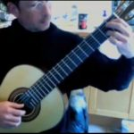 Video: Classic Line Pro Stefan Jeremias - Bach Partita E-Dur, BWV 1004a, Menuett 1+2