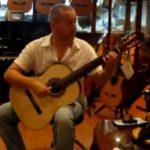 Gitarrenbau Christian Stoll: Konzertgitarre Estudio - Alexis Mpagias