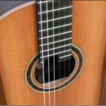Gitarrenbau Christian Stoll: Konzertgitarre Estudio - Klaus T:Tarréga Etuede no 1