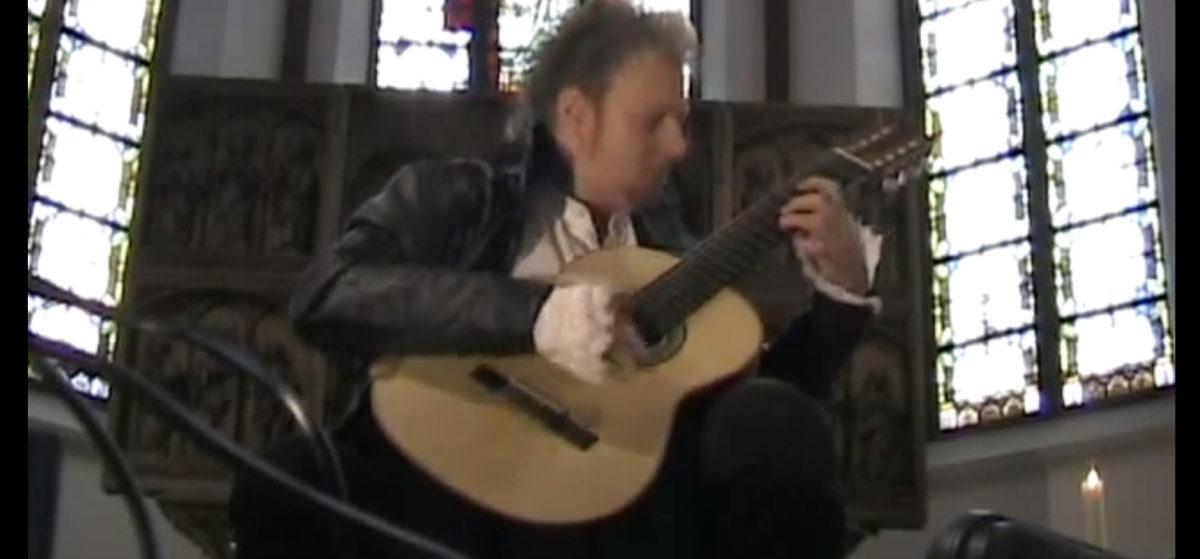 Video Konzertgitarre STOLL Classic Line I 8-saitig
