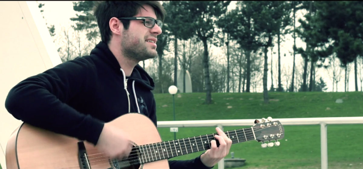 Video Stahlsaiten-Gitarre PT 59: Florian Luttenberger - Star in a Faible