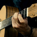 Video Steel String Guitar Ambition Walnut