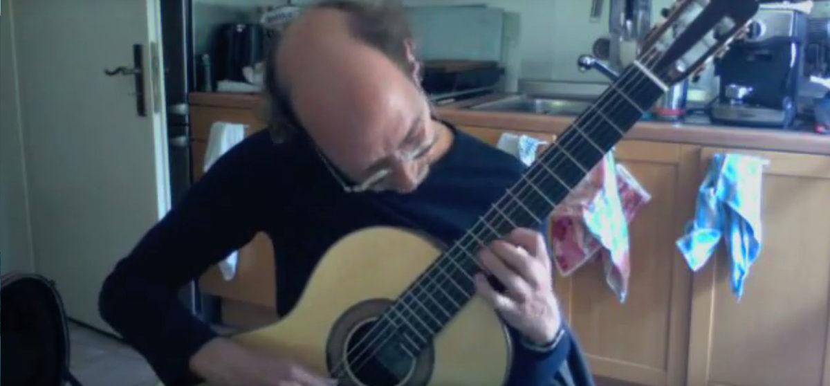 video Konzertgitarre Stoll Classic Line Pro: Stephan Jeremias - Bagatelle Nr. 5, Walton