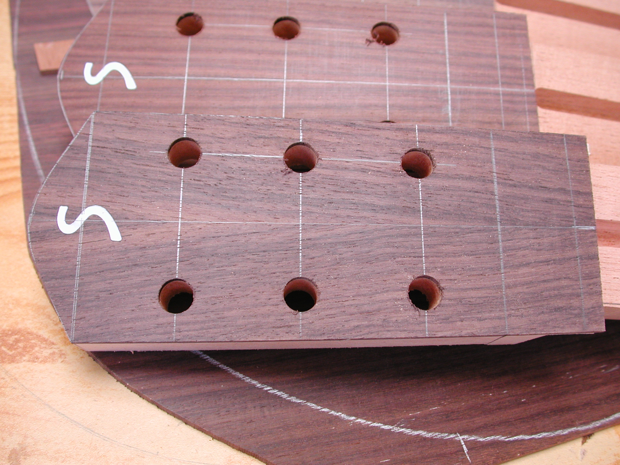 Headstock: ...taking a closer look.