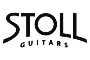 "nite, pure and objective elegance as the product line. From now on the word ""Guitars"" is part of the logo. Stoll goes international."