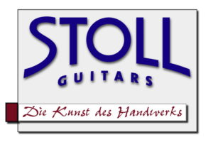 2007: «The Art of Craftsmanship» expresses what this logo stands for: Solid handicraft and many years of experience in combination with artistic feeling lead to first-class performance in the building of guitars.