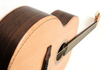 12-string 14-fret Steel String Guitar Bevel luthier christian stoll