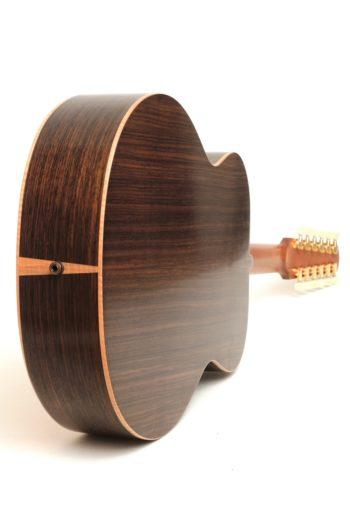 12-string 14-fret Steel String Guitar Bevel luthier christian stoll