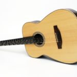 12-string acoustic guitar rosewood sitka spruce luthier hand made germany