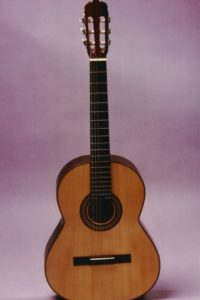 1984 Classical guitar: This was the start for todays Classic Line Pro