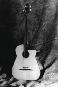1987: The very first Acoustic Bass