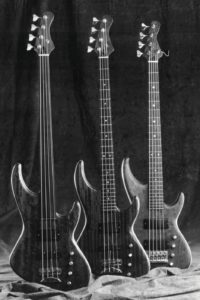 1987: Family Photo JR Basses