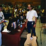 1997 Exhibition Wasserburg: The first an only guitar exhibition in Wasserburg/Inn