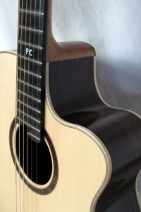 2007: Ambition Fingerstyle also available with cutaway