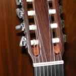 2008: 8-string Headstock
