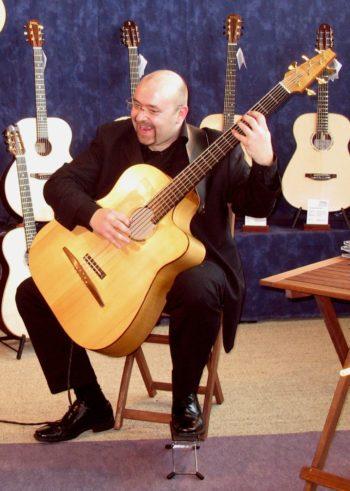 classical posture legendary acoustic bass