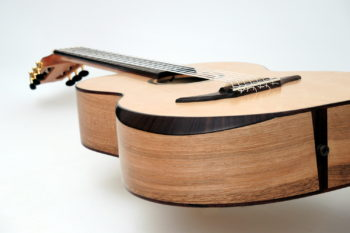 Acoustic bass Classic Bass 6-string fanned frets bevel