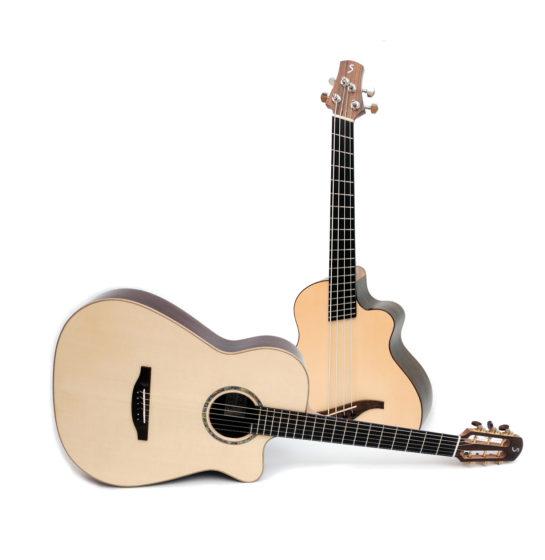 Dealer Stoll Guitars applied acoustics berlin spandau