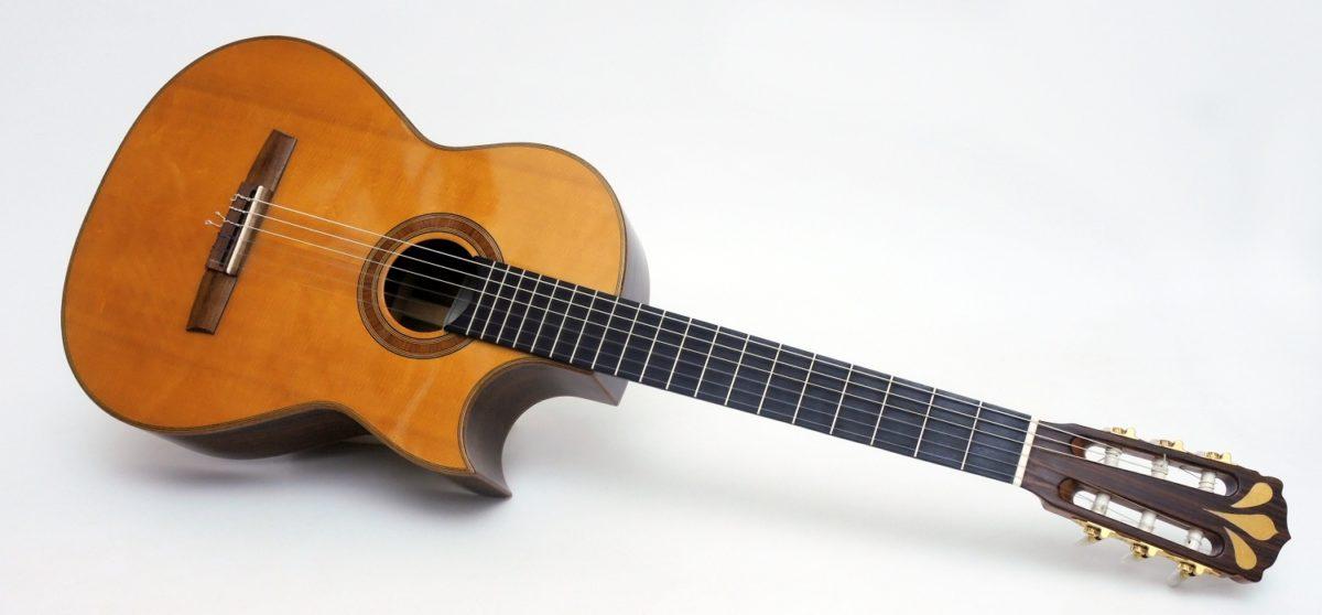 second hand Hanika Soloist Guitar Concert Line